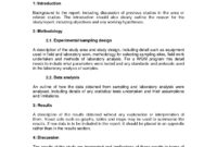 10+ Technical Report Writing Examples – Pdf | Examples regarding Template For Technical Report
