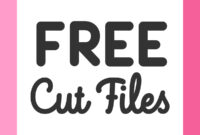 1000's Free Svg Cut Files   Cut A Lot intended for Free Svg Card Templates