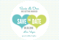 11 Free Save The Date Templates within Save The Date Powerpoint Template