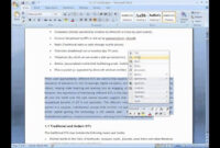 11. How To Write Journal Or Conference Paper Using Templates In Ms Word  2007? inside Ieee Template Word 2007