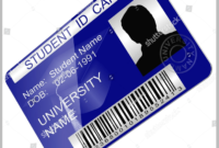 11+ Iconic Student Card Templates – Ai, Psd, Word | Free regarding Isic Card Template