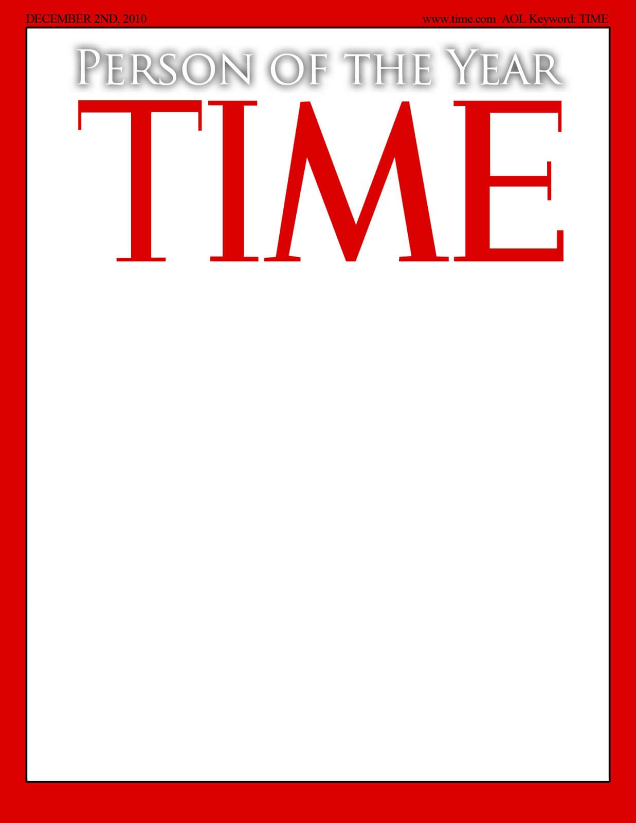 11 Time Magazine Cover Template Psd Images - Time Magazine inside Blank Magazine Template Psd