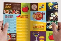 12 Attention Grabbing Bi-Fold Brochure Free Psd Templates with Two Fold Brochure Template Psd