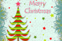 12 Christmas Greeting Cards Template Images – Christmas Card regarding Christmas Photo Cards Templates Free Downloads