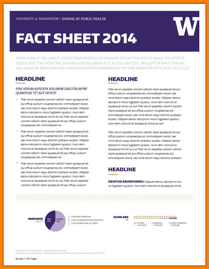 12+ Download Fact Sheet Template Microsoft Word   This Is Within Fact Sheet Template Microsoft Word