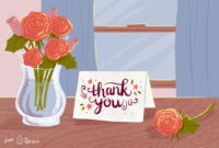 13 Free, Printable Thank You Cards With Lots Of Style pertaining to Free Printable Thank You Card Template