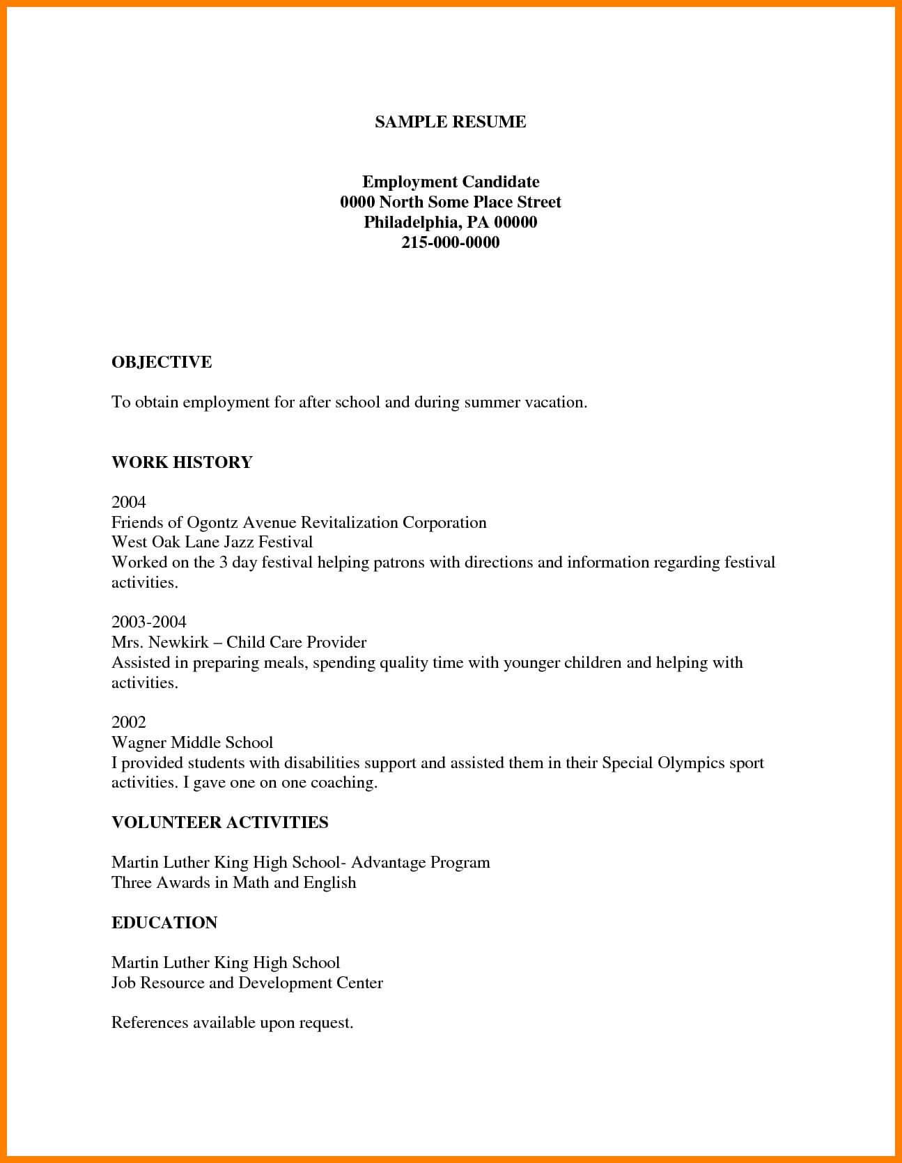 13 Free Resume Templates | Resume | Online Resume Template regarding Free Printable Resume Templates Microsoft Word