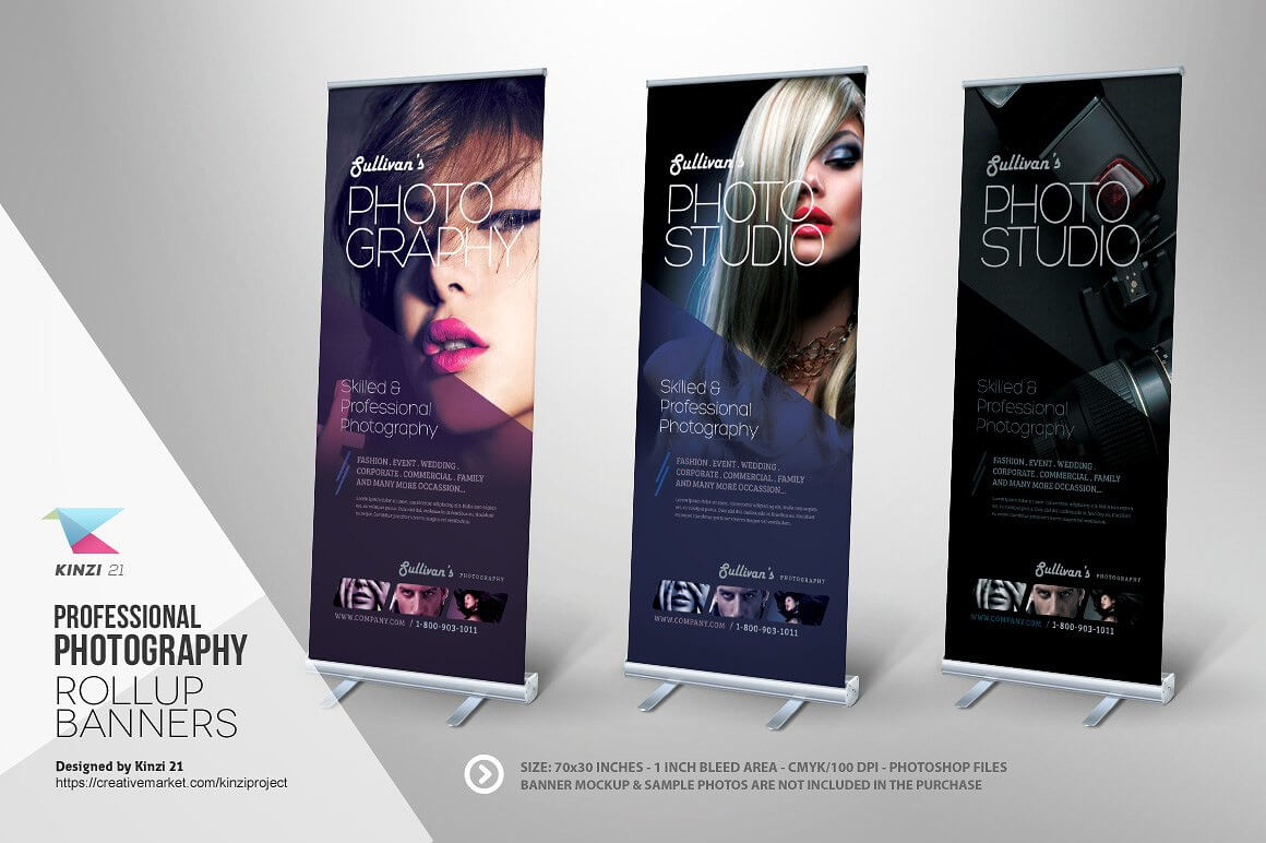 13 + Photography Banner Designs - Psd, Ai, Eps Vector Within Photography Banner Template