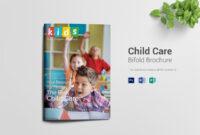 14+ Child Care Brochure Designs & Templates | Free & Premium inside Daycare Brochure Template