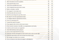 14+ Employee Satisfaction Survey Form Examples – Pdf, Doc regarding Employee Satisfaction Survey Template Word