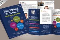 14 Marketing Brochure Design Template – Freedownload in Creative Brochure Templates Free Download