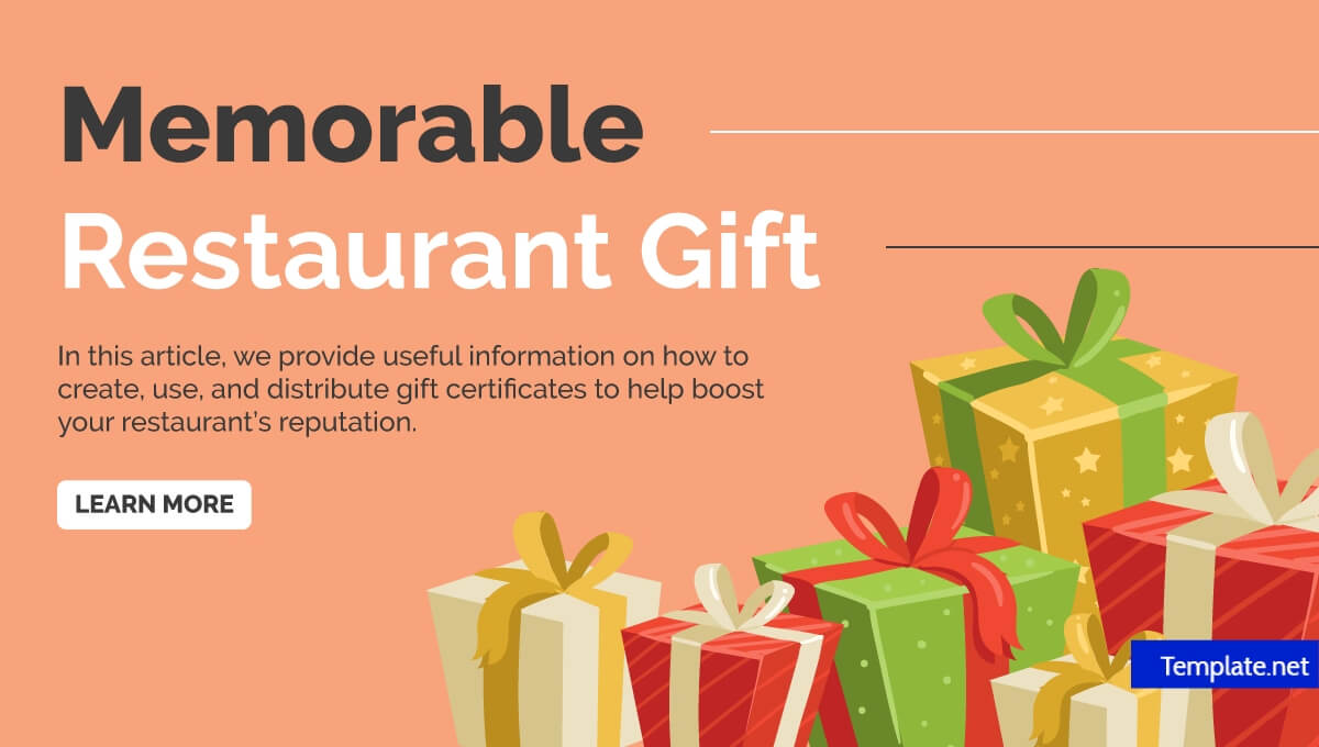 14+ Restaurant Gift Certificates | Free & Premium Templates with regard to Frequent Diner Card Template