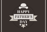 15+ Fun Father's Day Card Templates To Show Your Dad He's #1 within Fathers Day Card Template