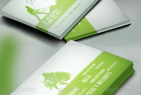 15+ Landscaping Business Card Templates – Word, Psd | Free intended for Gardening Business Cards Templates