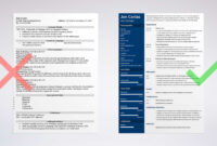 15+ Resume Templates For Word (Free To Download) in How To Get A Resume Template On Word