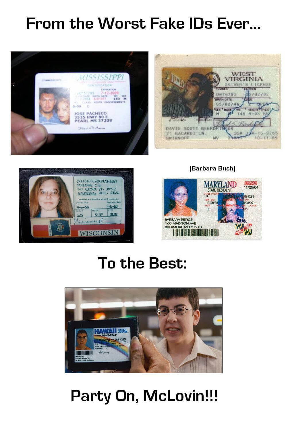16 Images Of Novelty Id Card Template | Photomeat inside Mi6 Id Card Template
