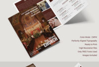 16+ Popular Church Brochure Templates – Ai,psd, Docs, Pages intended for Free Church Brochure Templates For Microsoft Word