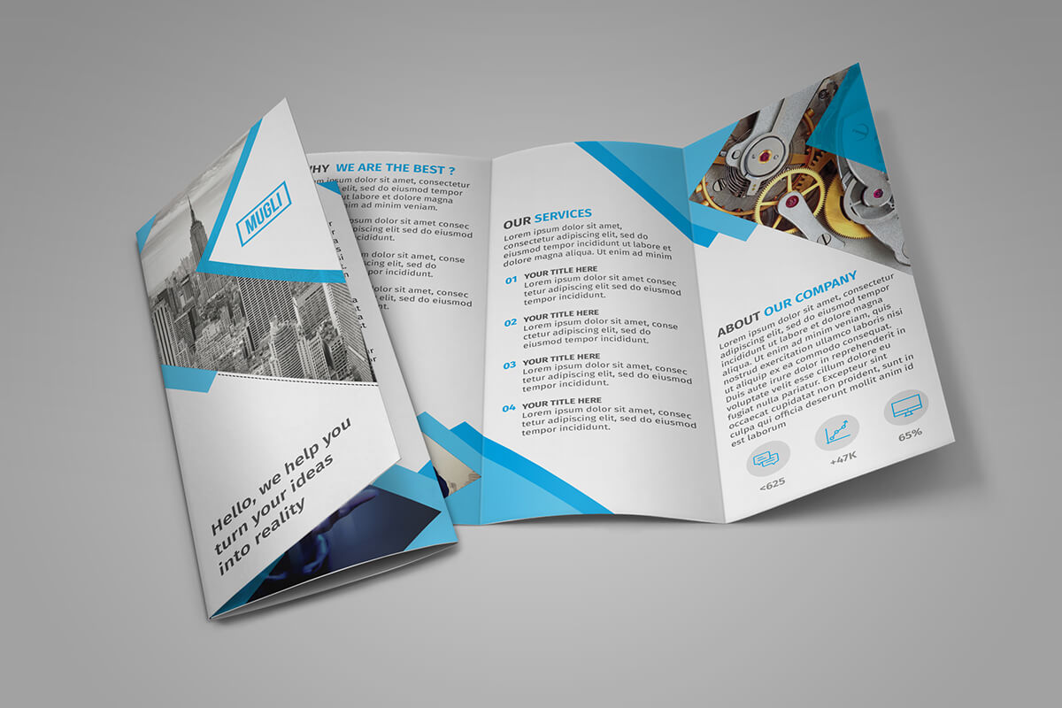 16 Tri-Fold Brochure Free Psd Templates: Grab, Edit & Print in 3 Fold Brochure Template Psd Free Download