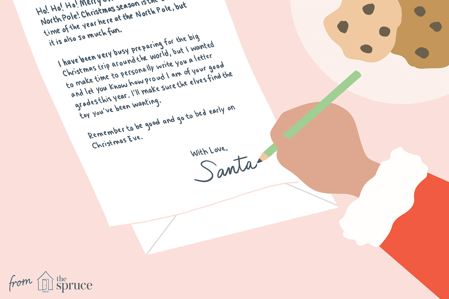 17 Free Letter From Santa Templates with Sorry You Re Leaving Card Template
