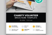 20 Best Professional Business Brochure Design Templates For 2019 in Volunteer Brochure Template