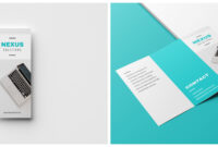 20+ Professional Trifold Brochure Templates, Tips & Examples inside Three Panel Brochure Template