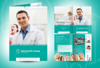 20 Well Designed Examples Of Medical Brochure Designs pertaining to Medical Office Brochure Templates