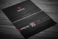 200 Free Business Cards Psd Templates – Creativetacos for Visiting Card Psd Template Free Download