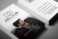 200 Free Business Cards Psd Templates – Creativetacos inside Free Business Card Templates For Photographers