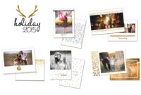 2015 Holiday Card Templates For Photographers with Holiday Card Templates For Photographers