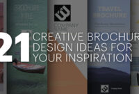 21 Creative Brochure Cover Design Ideas For Your Inspiration Within E Brochure Design Templates