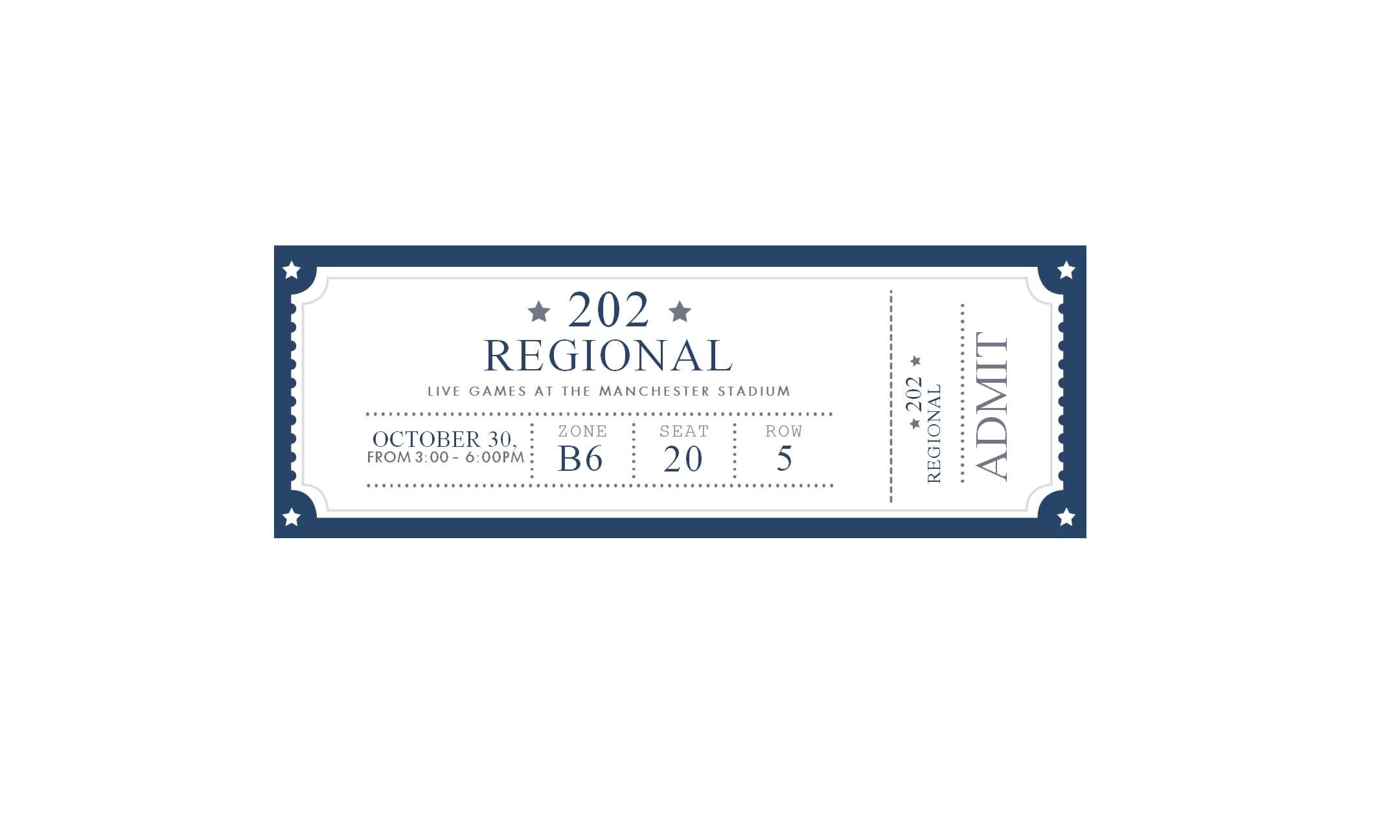 22 Free Event Ticket Templates (Ms Word) ᐅ Template Lab for Blank Admission Ticket Template