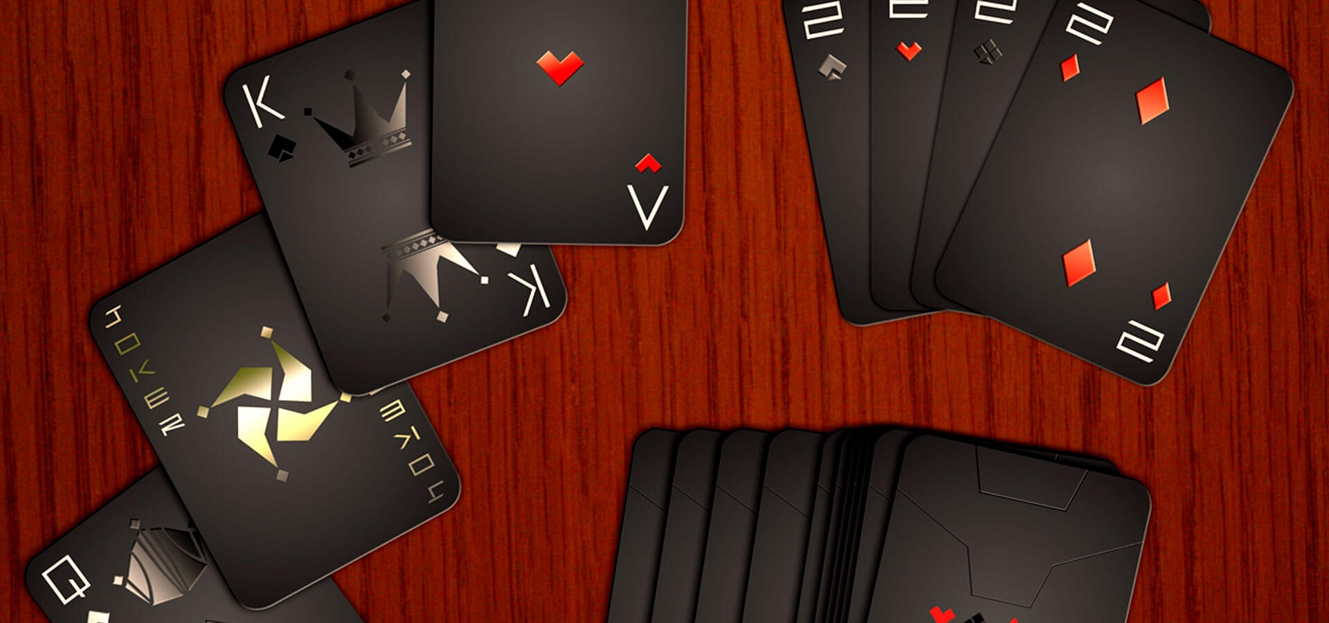 22+ Playing Card Designs | Free & Premium Templates Inside Playing Card Design Template