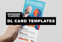 24+ Dl Card Templates For Photoshop & Illustrator with Dl Card Template
