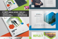 25+ Best Annual Report Templates – With Creative Indesign for Annual Report Template Word