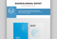 25+ Best Annual Report Templates – With Creative Indesign throughout Ind Annual Report Template