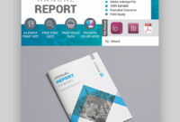 25+ Best Annual Report Templates – With Creative Indesign with Ind Annual Report Template