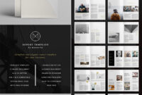 25+ Best Annual Report Templates – With Creative Indesign within Ind Annual Report Template