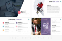 25+ Free Company Profile Powerpoint Templates For Presentations for Biography Powerpoint Template