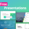 25 Free Professional Ppt Templates For Project Presentations For Powerpoint Sample Templates Free Download