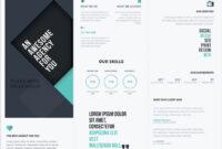 25 Tri-Fold Brochure Templates – Psd, Ai & Indd (Free regarding Ai Brochure Templates Free Download