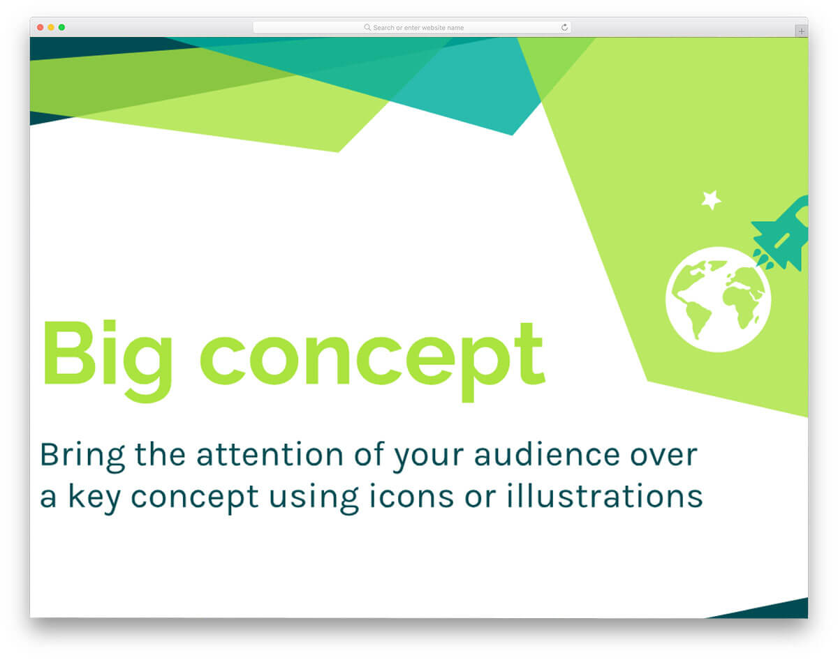 26 Best Hand Picked Free Powerpoint Templates 2019 - Uicookies With Regard To Fancy Powerpoint Templates
