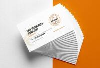27+ Creative Restaurant Business Card Templates – Ai, Apple pertaining to Pages Business Card Template