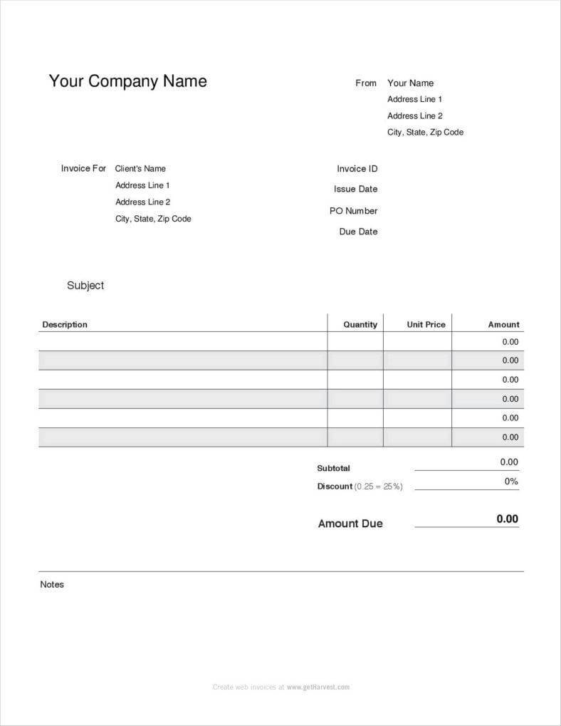 27+ Free Pay Stub Templates - Pdf, Doc, Xls Format Download inside Pay Stub Template Word Document