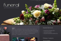 27 Images Of Free Funeral Powerpoint Backgrounds Template regarding Funeral Powerpoint Templates