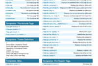 29 Must Have Cheat Sheets For Web Designers Inside Cheat Sheet Template Word