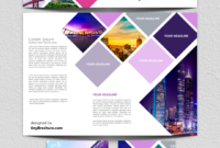 3 Panel Brochure Template Google Docs Free   Graphic Design intended for Google Docs Travel Brochure Template
