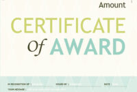 3 Ways To Make Your Own Printable Certificate – Wikihow pertaining to Borderless Certificate Templates