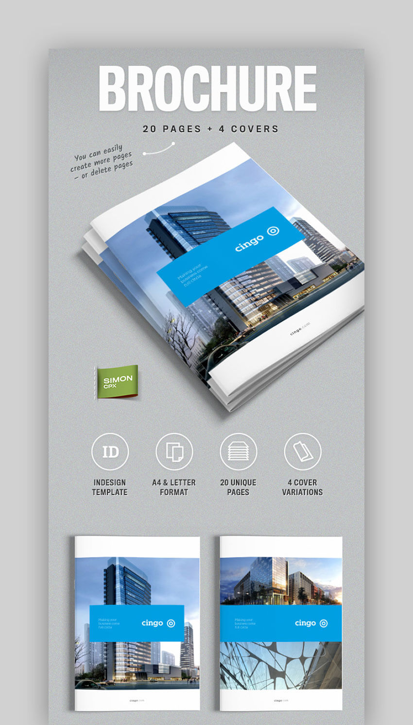 30 Best Indesign Brochure Templates - Creative Business pertaining to Letter Size Brochure Template
