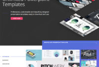 30 Best Pitch Deck Templates: For Business Plan Powerpoint with regard to Powerpoint Pitch Book Template