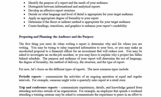 30+ Business Report Templates & Format Examples ᐅ Template Lab with What Is A Report Template